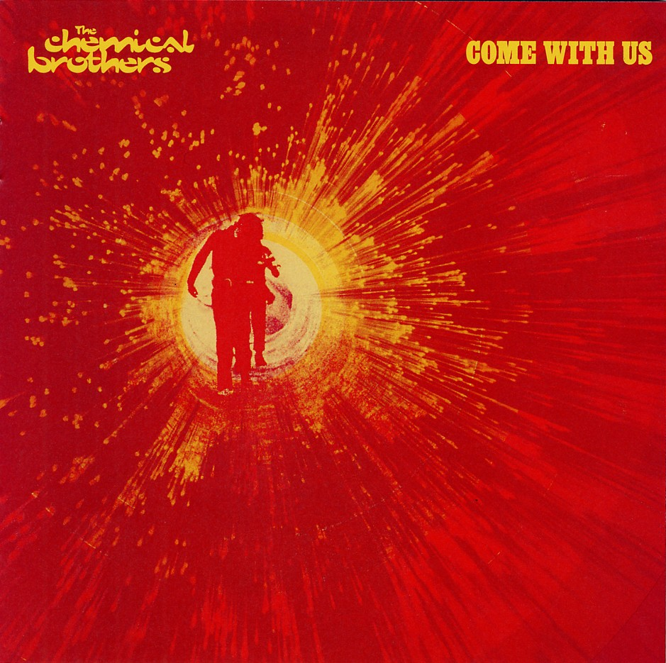 The Chemical Brothers  Come With Us Vinyl