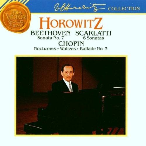 Scarlatti / Beethoven / Chopin - Horowitz Horowitz