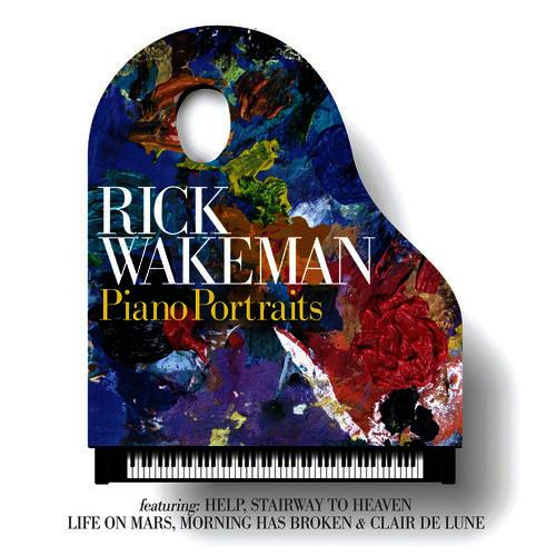 Wakeman, Rick Piano Portraits