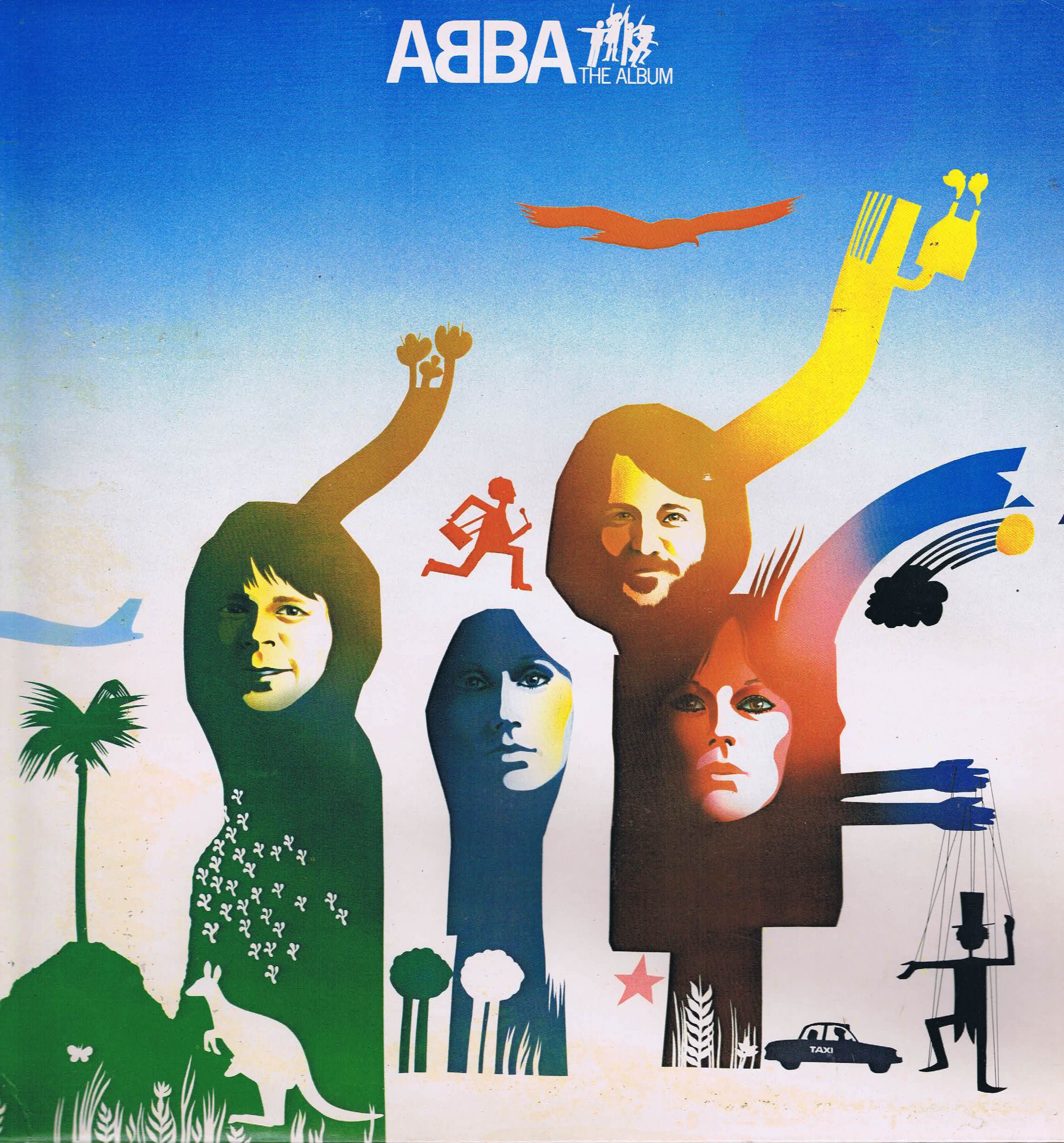 Abba The Album Vinyl