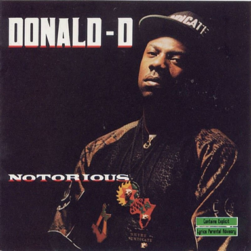 Donald-D Notorious