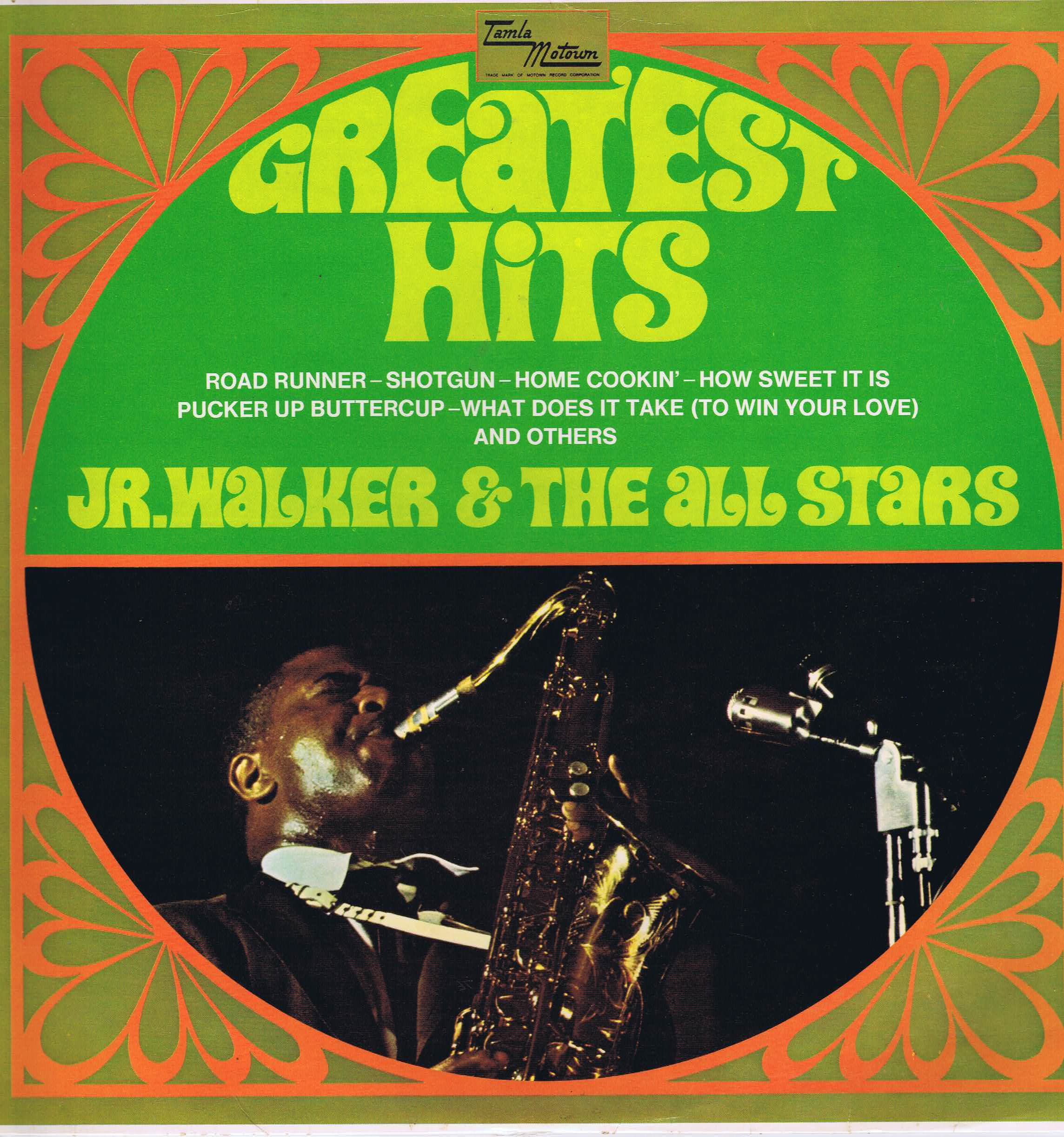 Walker, Jr & The All Stars Greatest Hits