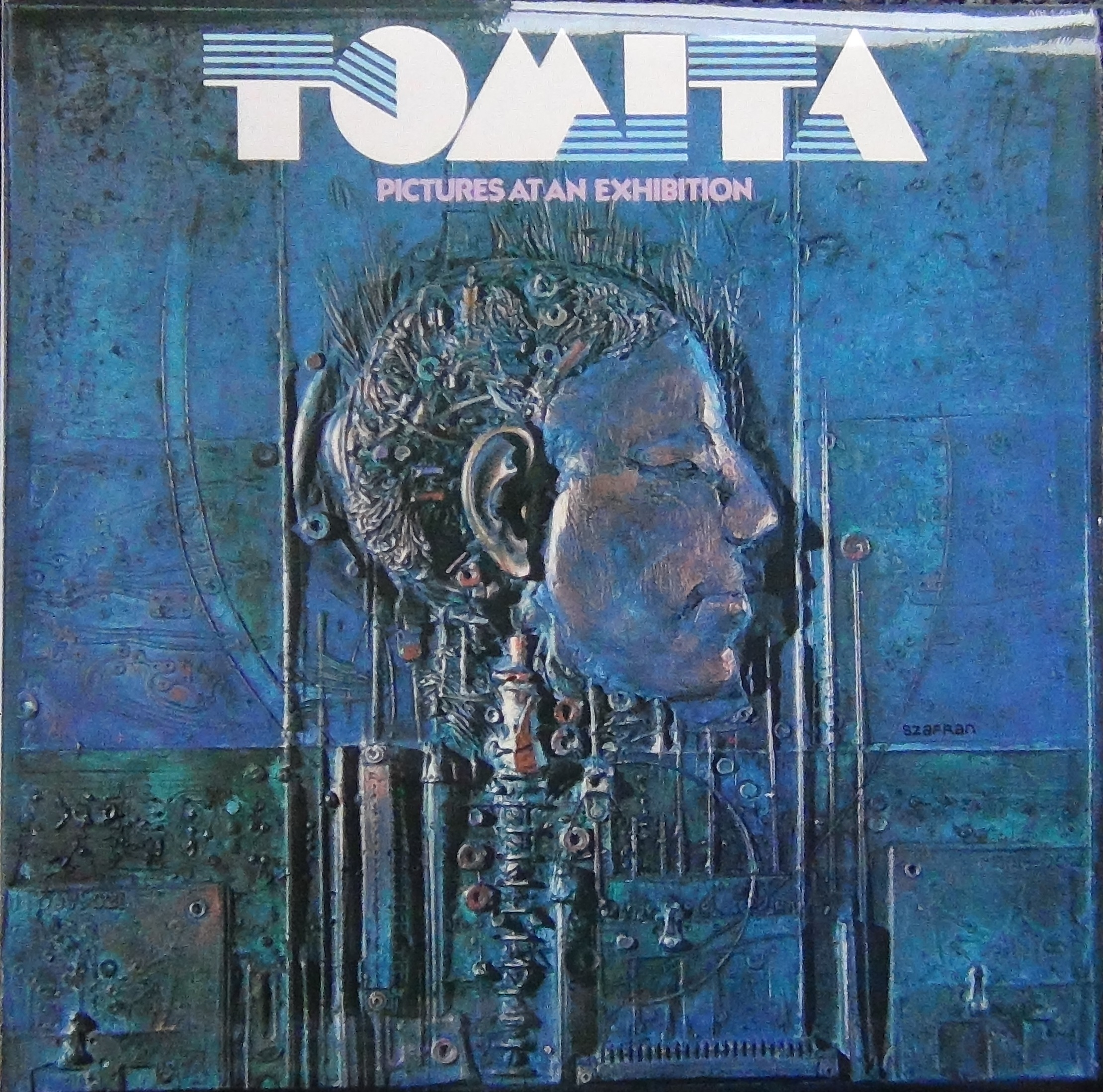 Tomita Pictures At An Exhibition Vinyl