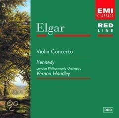 Elgar, Kennedy, London Philharmonic Orchestra, Vernon Handley Elgar - Violin Concerto