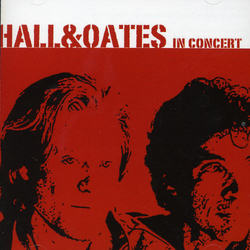 Daryl Hall & John Oates Ecstacy On The Edge - In Concert CD
