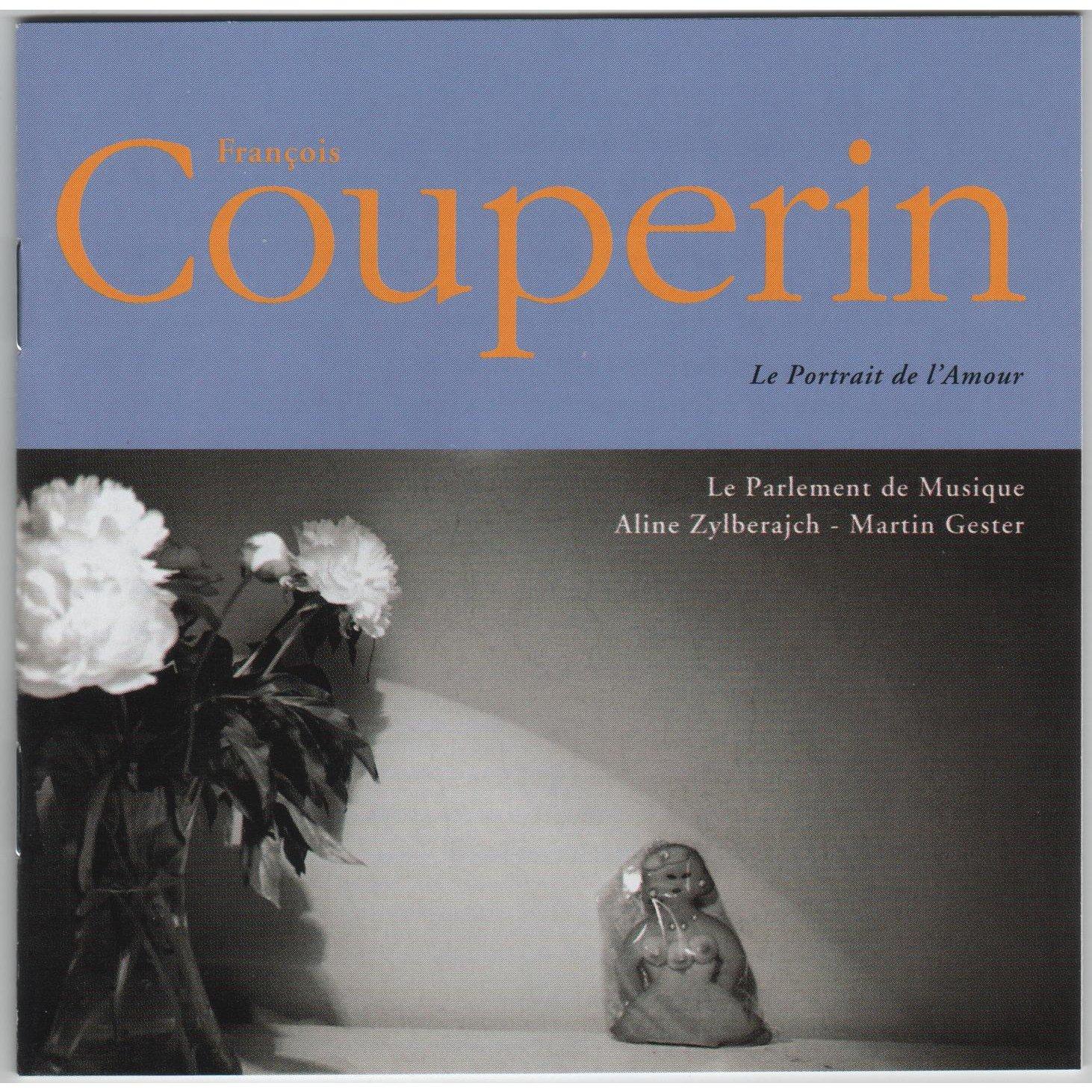 Couperin - Le Parlement de Musique, Aline Zylberajch, Martin Gester Le Portrait de l'Amour Vinyl