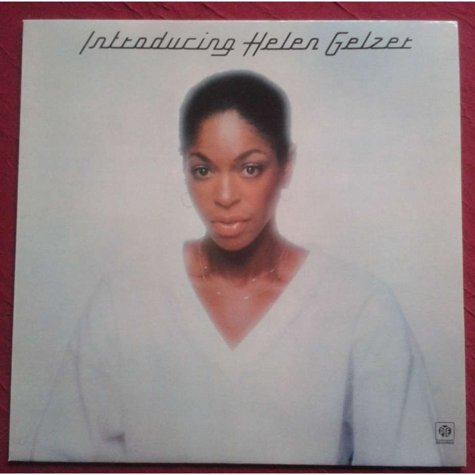 Gelzer, Helen Introducing Helen Gelzer Vinyl