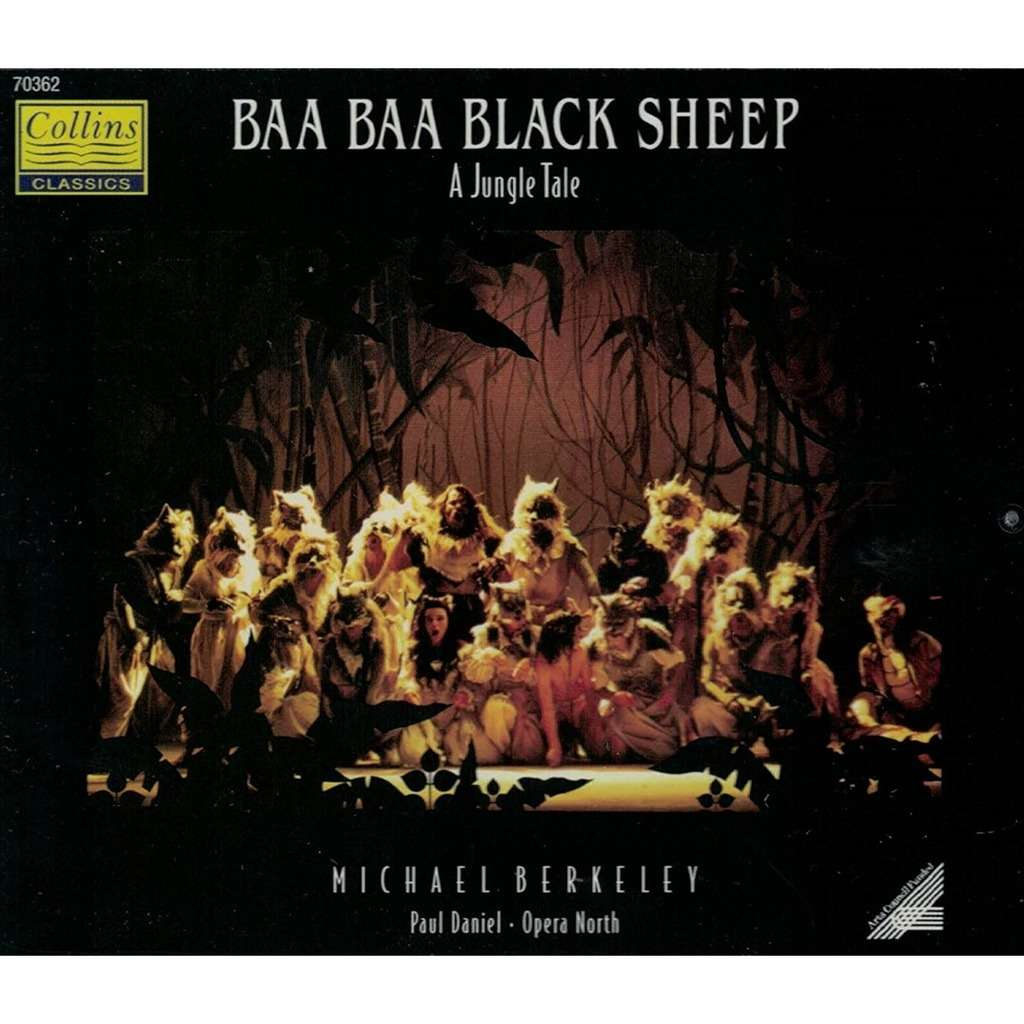 Berkeley - Paul Daniel Baa Baa Black Sheep - A Jungle Tale