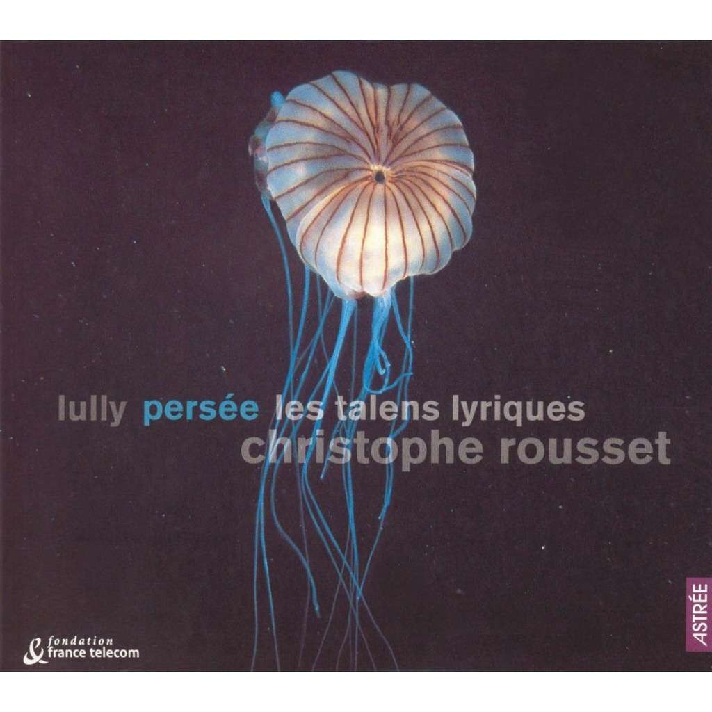 Lully - Christophe Rousset Persee Vinyl
