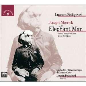 Petitgirard, Laurent Elephant Man Vinyl