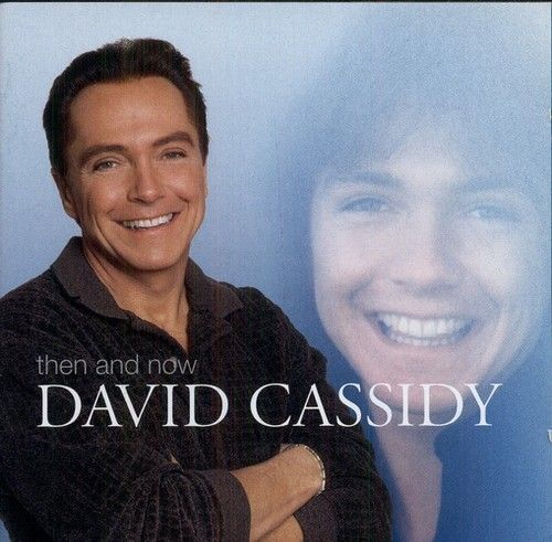 Cassidy, David Then And Now
