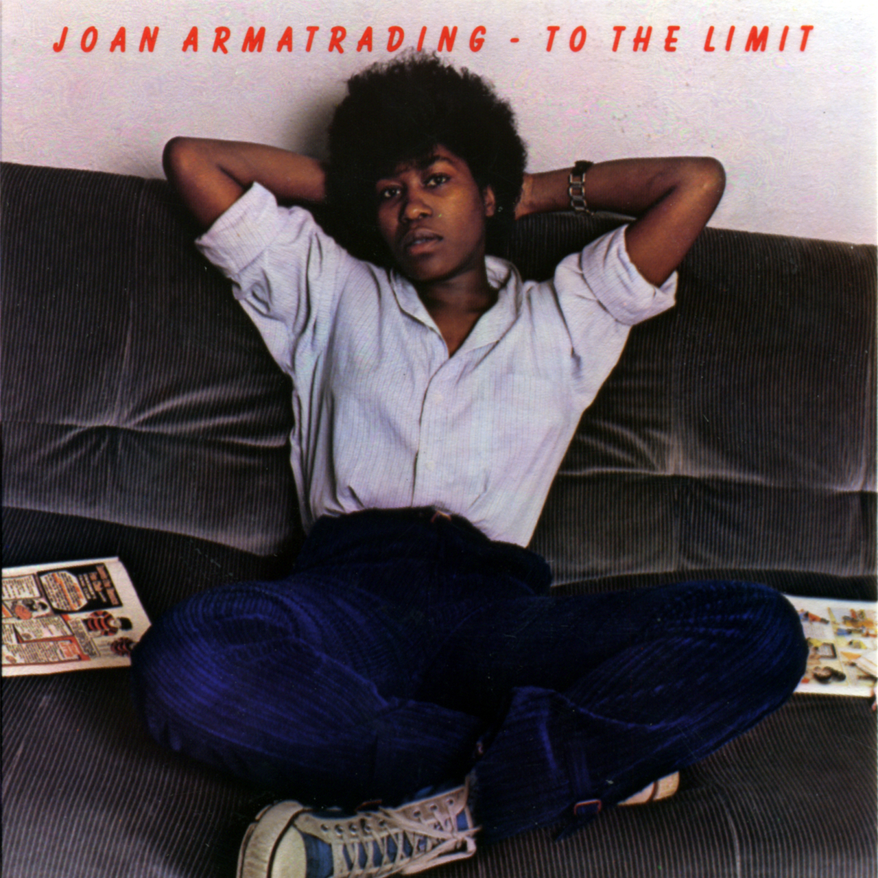 Armatrading, Joan To The Limit Vinyl