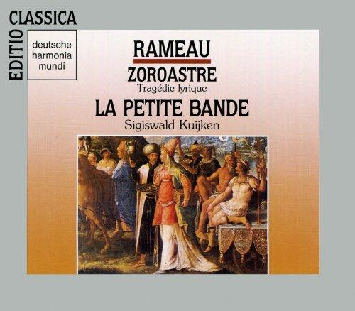 Rameau - Elwes, Reyghere, Sluis, Mellon, Reinhart, Bona, Verschaeve, Fauche, Cantor Zoroastre Vinyl