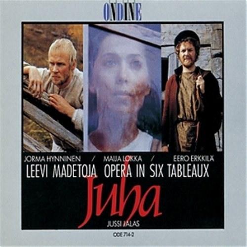 Madetoja - Jorma Hynninen, Maija Lokka, Eero Erkkila Juha CD