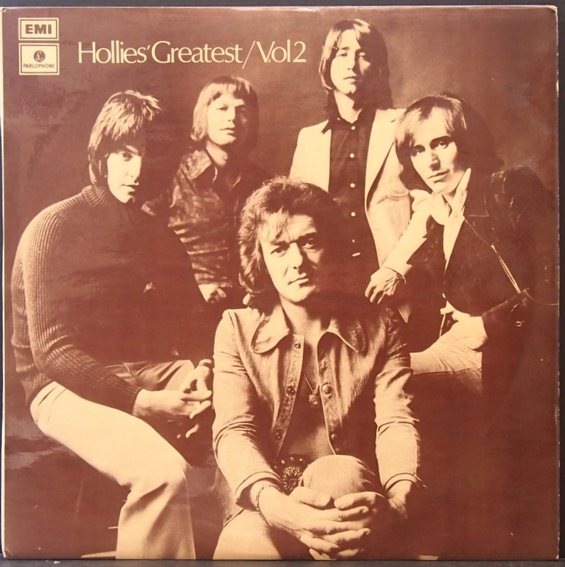 Hollies Hollies Greatest Vol 2 Vinyl