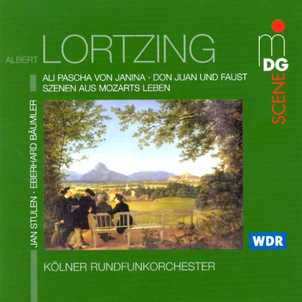 Lortzing, Albert Don Juan un Faust / Ali Pascha Vinyl