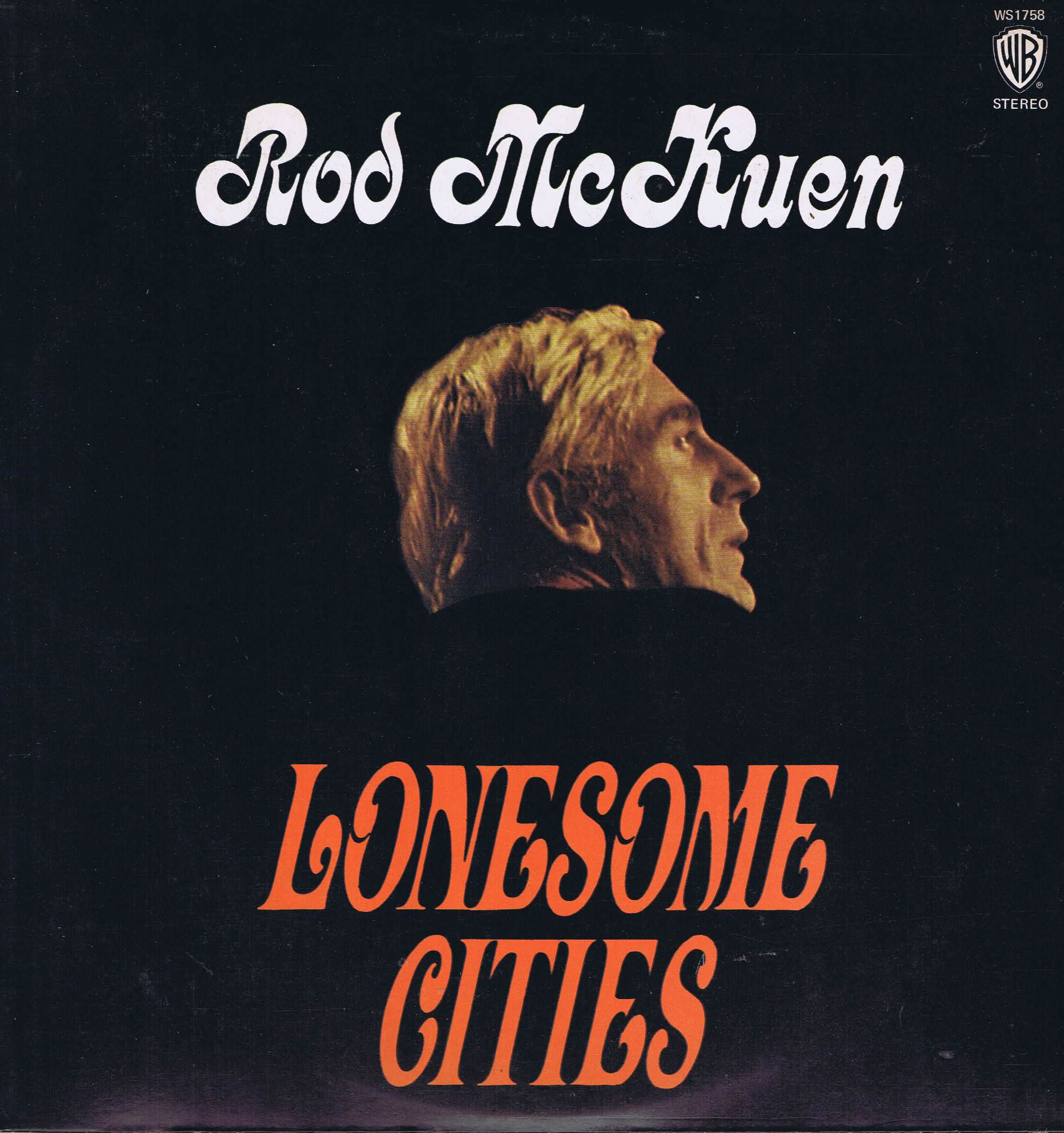 McKuen, Rod Lonesome Cities