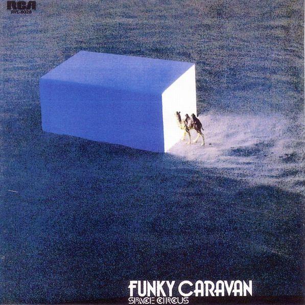 Funky Caravan Space Circus