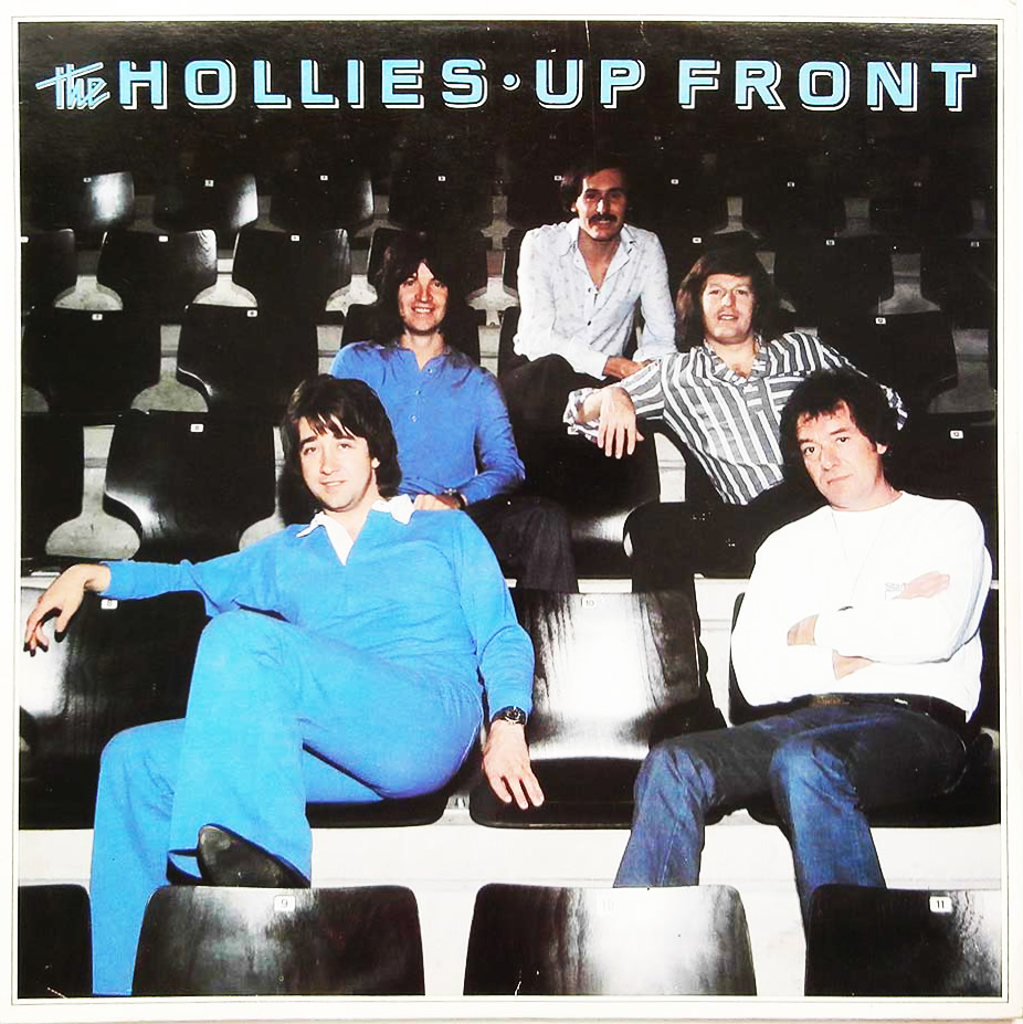 The Hollies Up Front
