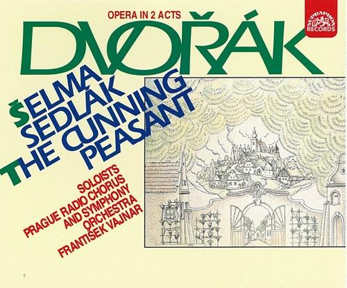 Dvorak - Frantisek Vajnar Selma Sedlak / The Cunning Peasant Vinyl