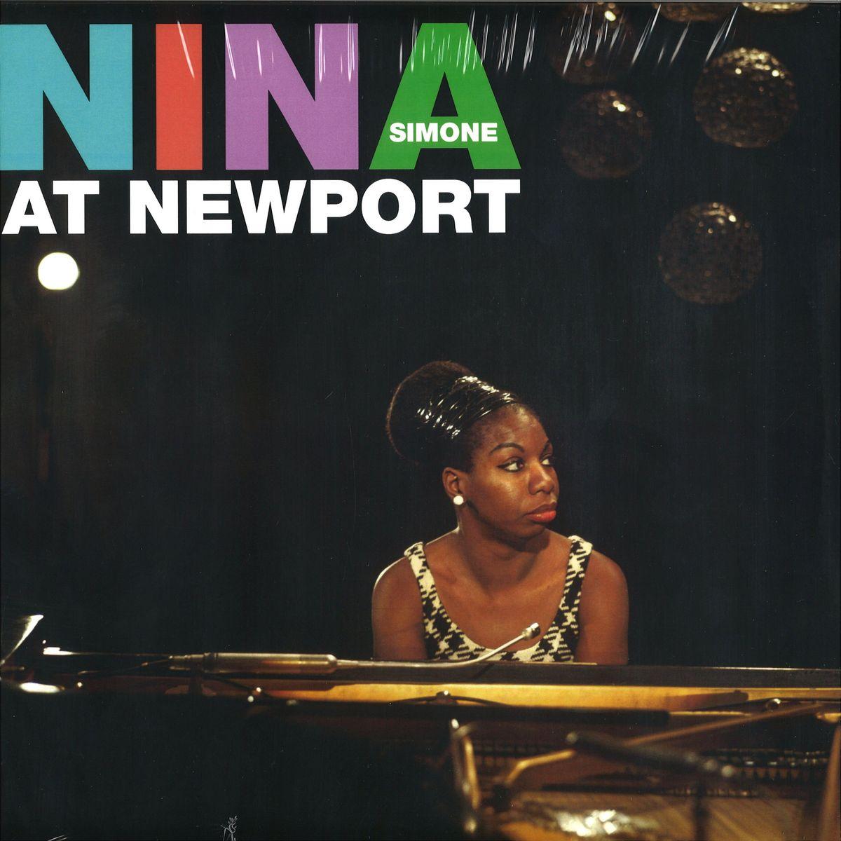 Simone, Nina Nina At Newport  Vinyl