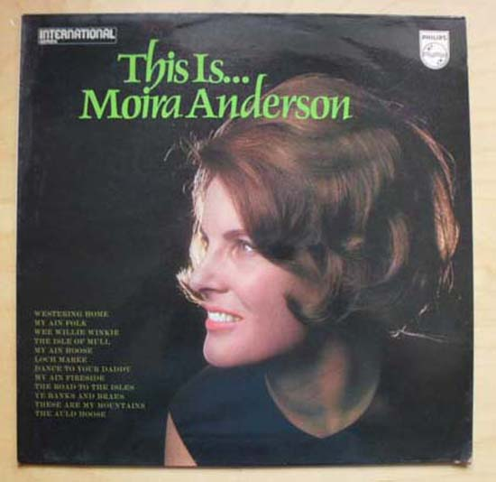 Anderson, Moira This Is... Vinyl