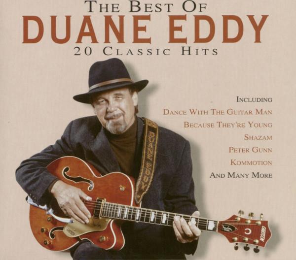 Eddy, Duane The Best Of Duane Eddy 20 Classic Tracks