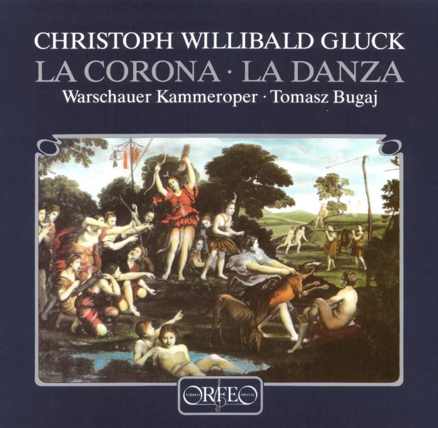 Gluck - Warschauer Kammeroper, Tomasz Bugaj La Corona / La Danza