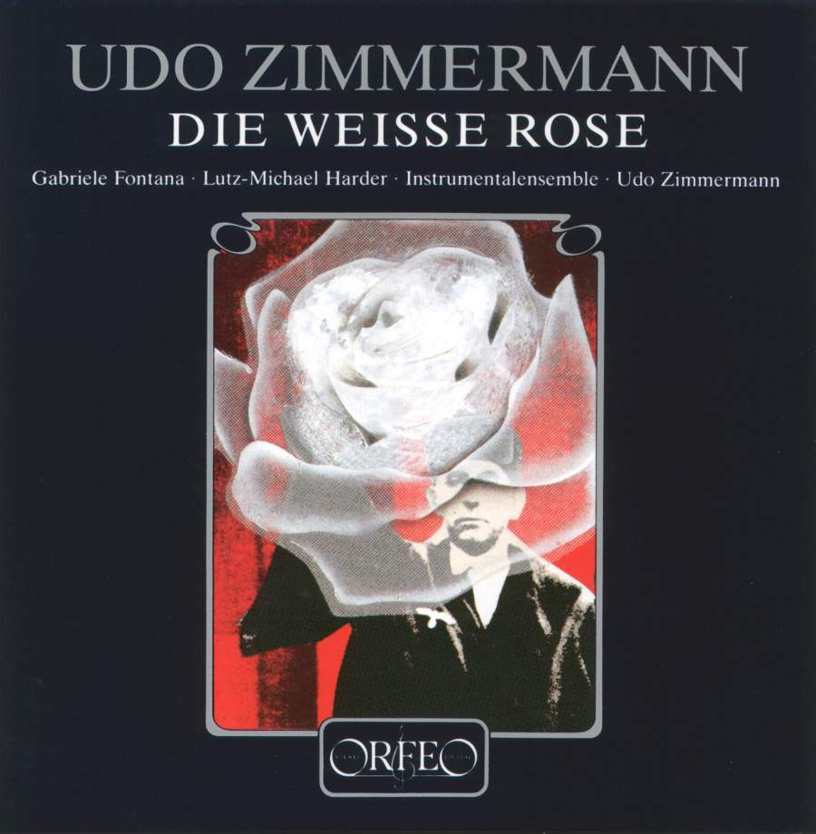 Zimmermann - Gabriel Fontana, Lutz-Michael Harder Die Weisse Rose CD