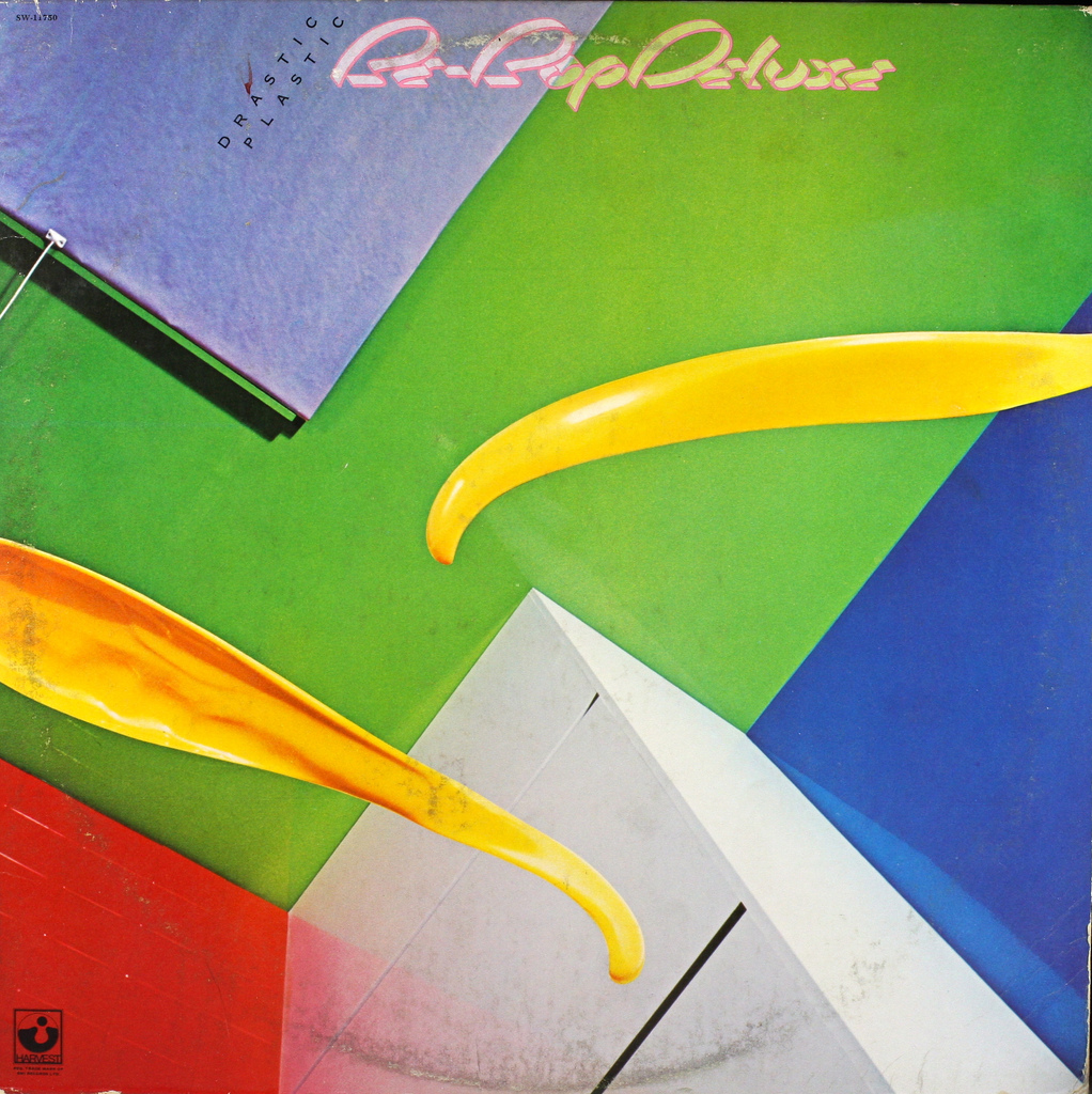 Be Bop Deluxe Drastic Plastic