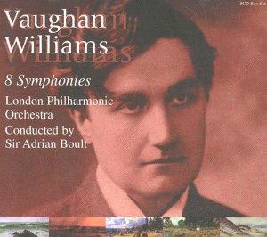 Williams - Adrian Boult 8 Symphonies