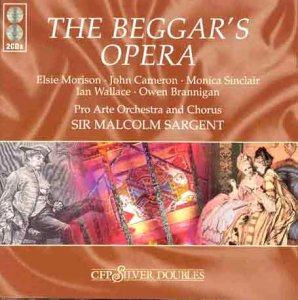 Gay, Malcolm Sargent Gay: The Beggar's Opera
