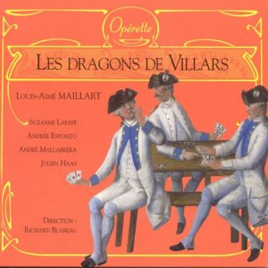 Maillart - Suzanne Lafaye, Andree Esposito, Andre Mallabrera, Julien Haas, Richard Blareau Les Dragons De Villars CD