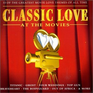 Various Classic Love At The Movies Vinyl