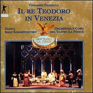 Paisiello - Isaac Karabtchevsky Il Re Teodoro In Venezia CD