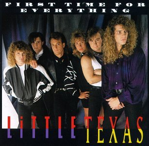 Little Texas First Time For Everything Vinyl