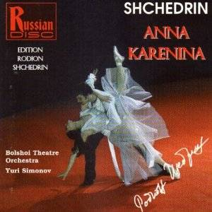 Shchedrin - Yuri Simonov Anna Karenina Vinyl