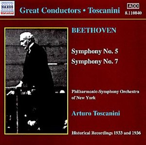 Beethoven, Arturo Toscanini Great Conductors - Toscanini