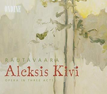 Rautavaara - Markus Lehtinen Aleksis Kivi Vinyl