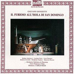 Donizetti - Antonucci, Serra, Canonici, Coviello, Tandura, Picconi, Carlo Rizzi Il Furioso All'Isola Di San Domingo Vinyl