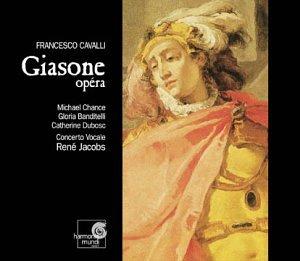 Cavalli - Michael Chance, Gloria Banditelli, Catherine Dubosc, Rene Jacobs Giasone Vinyl