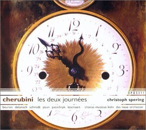 Cherubini - Beuron, Delunsch, Schmidt, Youn, Pasichnyk, Lescroart, Christoph Spering Les Deux Journees Vinyl