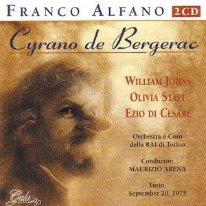 Alfano - William Johns, Olivia Stapp, Ezio Di Cesare, Maurizio Arena Cyrano de Bergerac