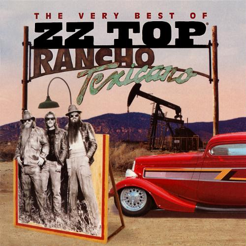 ZZ Top Rancho Texicano - The Very Best Of ZZ Top