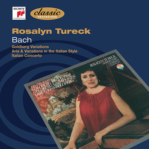 Bach - Rosalyn Tureck Bach: Goldberg Variations CD