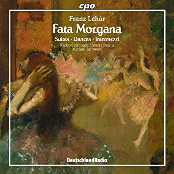 Lehar - Michail Jurowski Fata Morgana Vinyl