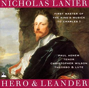 Lanier - Paul Agnew, Christopher Wilson Hero & Leander