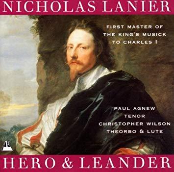 Lanier - Paul Agnew, Christopher Wilson Hero & Leander