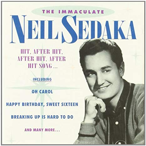 Sedaka, Neil The Immaculate Neil Sedaka CD