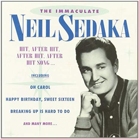 Sedaka, Neil The Immaculate Neil Sedaka